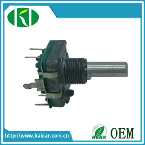 16mm Rotary Encoder for Audio Control Volume with Switch Ec16-1b pictures & photos