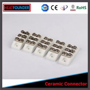 3-Way Ceramic Wire Terminal Block pictures & photos