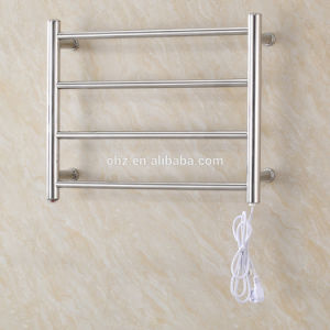 Wall Mounted Four Bars Electric Towel Warmer pictures & photos
