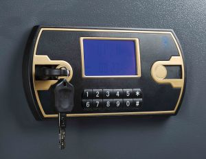Security Home Safe Box with Digital Lock- Zhizun Black Series pictures & photos