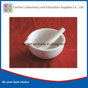 Porcelain Mortar and Pestle for Lab pictures & photos