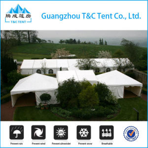 15X30m Outdoor Wedding Tent with Floor Adjustable Support System pictures & photos