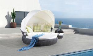 Outdoor Wicker Sun Lounger Outdoor Sofa Set pictures & photos
