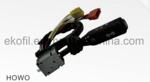 Turn Signal Switch for HOWO Wg9130583117 pictures & photos