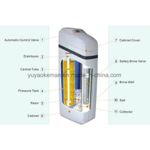 New Style Automatic Water Softener Water Purifier for Water Treatment pictures & photos