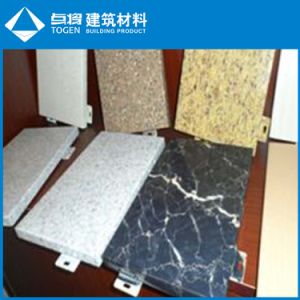 Best Price 2mm Thick Aluminum Roller Coated Sheet for Facade Building pictures & photos