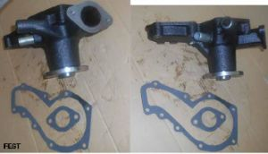Truck Parts--Water Pump for Nissan Fe6 (21010-Z5612) pictures & photos