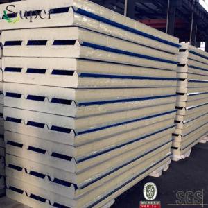 Ce PU Sandwich Roof Panel /Polyurethane Sandwich Panel/Pur Puf Sandwich Panel pictures & photos