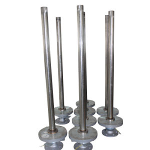 Carbon Steel CNC Machining Part for Wind Power Aerogenerator pictures & photos