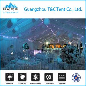 30X60m Large Outdoor PVC Wedding Party Marquee White Tent for Sale pictures & photos