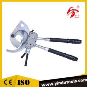 Armoured Ratchet Cable Cutter (XD-100A) pictures & photos