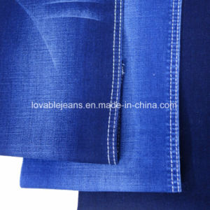 Three Colors Denim Fabric on Sale (T229) pictures & photos