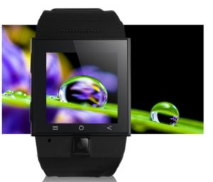 Camera WiFi SIM Card Bluetooth GPS Smart Watch Cell Phone pictures & photos
