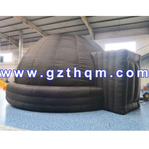 Inflatable Mobile Planetarium Dome with Cover/Projection Screen Tent for Events pictures & photos