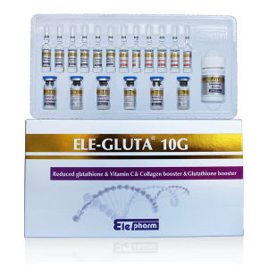 Ele 10g 30g 50g 100g Injectable Glutathione for Skin Whitening pictures & photos