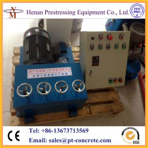 Post Tension Strand Pusher Machine for Bridge Box Girder pictures & photos