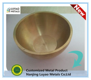 CNC Machining of Brass Hardware pictures & photos