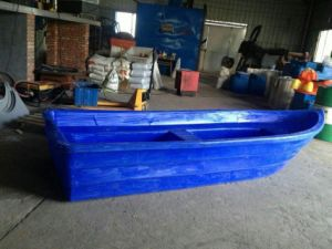 Rotational Moulding Plastic Rowing Entertainment Boat pictures & photos
