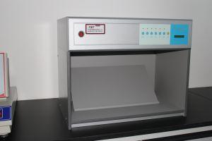 Standard Textile Five Light Color Assessment Box Cabinet pictures & photos