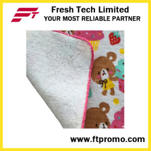 Promotional Polyester Printed Pocket Square Hanky Handkerchief pictures & photos