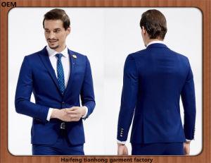 British Style Men Wedding Dress Evening Groom Suits