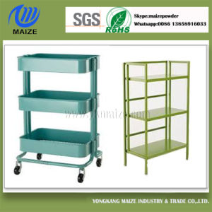 Pantone Color Powder Coating for Shelves pictures & photos