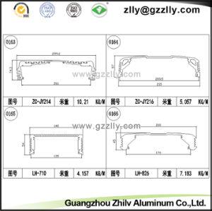Aluminum/Aluminum Profiles Extrusion Motor Aduio Heatsink Building Material pictures & photos