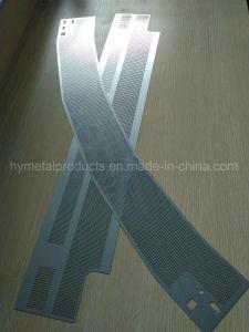 Customized Perforated Aluminum Speaker Mesh for Audio OEM Manufacturer pictures & photos