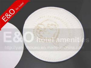 Hotel Disposable Paper Cup Coaster with Printing Logo pictures & photos