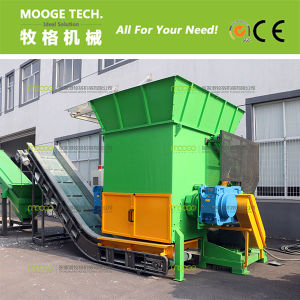 High Capacity Agricultural Plastic Film shredder machine pictures & photos