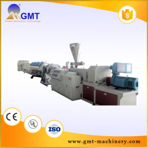 Small Micro PVC PP Pipe Plastic Product Extrusion Making Machine pictures & photos