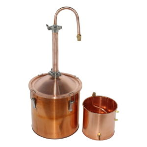 30L Vodka Fruit Brandy Distillery Distiller Alcohol Distillation Equipment pictures & photos