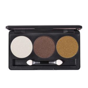 Natural Shimmer Eyeshadow 10 Colors Professional Eye Shadow Powder Palette Es0327 pictures & photos