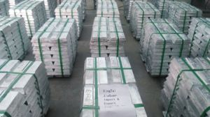 Zinc Ingot 99.995 Good! Good! Good Quality and Good Price pictures & photos
