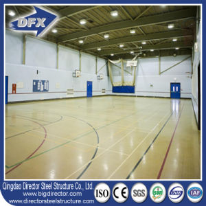 High Rise Steel Structure Basketball Sport Exhibition Conference Court Hall pictures & photos