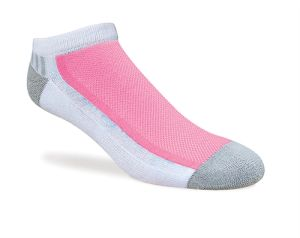 Women Cotton Sports Socks with Lowcut Style and Half Cushion (was-051) pictures & photos