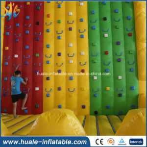 2016 Inflatable Climbing Wall, Mountain Climbing Hook for Sale pictures & photos