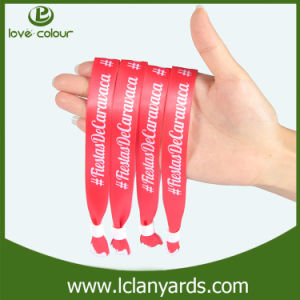 Your Logo Writable Wristbands for Party/Music/Fair/Event/Meeting pictures & photos