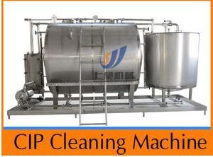 Automatic CIP Cleaning System for Dairy Milk/Beverage Juice pictures & photos