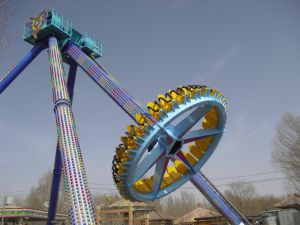 Amazing Amusement Park Electric Swing Amusement Rides Big Pendulum for Sale|Outdoor Big Pendulum pictures & photos
