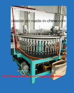 LED Filament Bulb Capping Machine pictures & photos