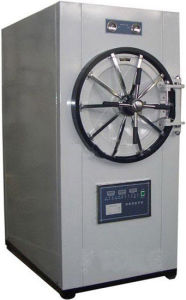 Horizontal Cylindrical Pressure Steam Sterilizer (MCS-150/200/280YDB) pictures & photos