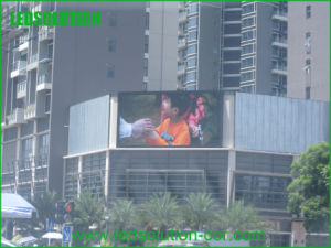 P20 Hot Sale IP65 LED Display LED Screen Digital Billboard pictures & photos