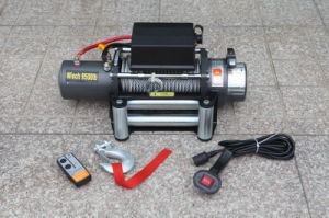 Hydraulic Winch 12000lb CE Apprived pictures & photos