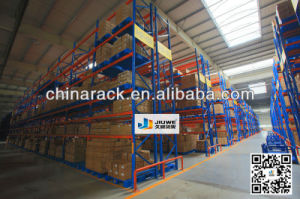 Adjustable Heavy Duty Storage Metal Pallet Rack pictures & photos