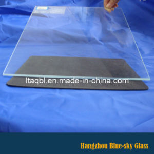 China Manufacture 4mm Ultra Solar Glass Panels Clear Tempered Glass