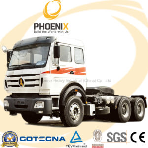 Beiben Truck 380HP/420HP Powerstar Tractor Truck Ng80 Tractor Head 6X4 with Mercedes Benz Technology for African Market pictures & photos