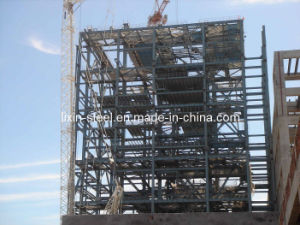 Mutli-Storeies Steel Thermal Power Station Project pictures & photos