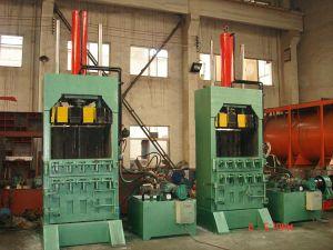1000kn Vertical Hydraulic Press Non-Metal Baler Machine pictures & photos
