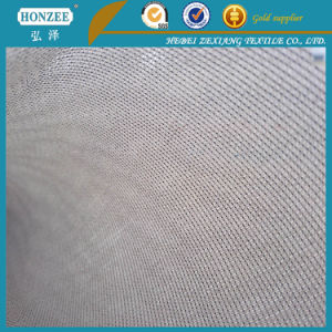 Polyester Filament Oxford Interlining Fabric pictures & photos